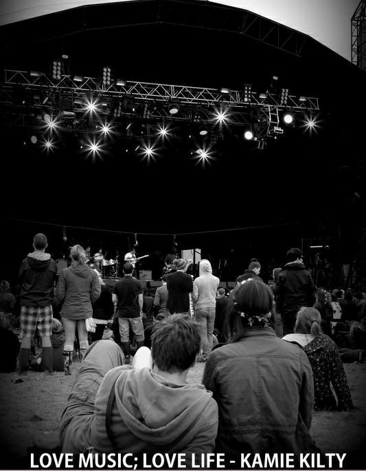 Rockness 2013 line up
