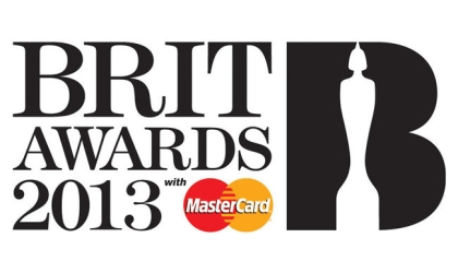 MasterCard announce BRIT Awards 2013 competition