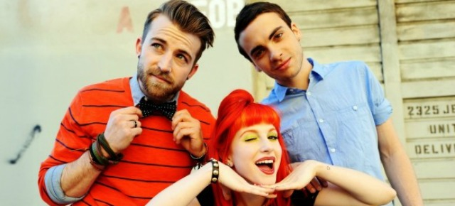 Paramore unveil new single 'Now'