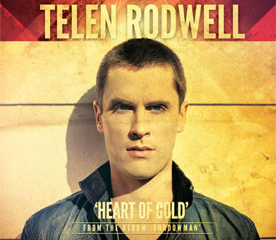 Telen Rodwell ready to release Heart of Gold