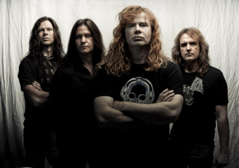Megadeth announce headline UK Tour