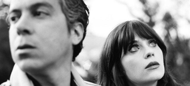 She And Him – photocredit Autumn De Wilde - 72dpi