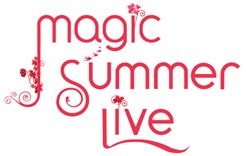Magic Summer Live Logo