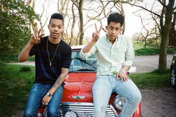 Rizzle Kicks give fans a chance to get involved in music video