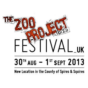 Zoo Project Fest Logo