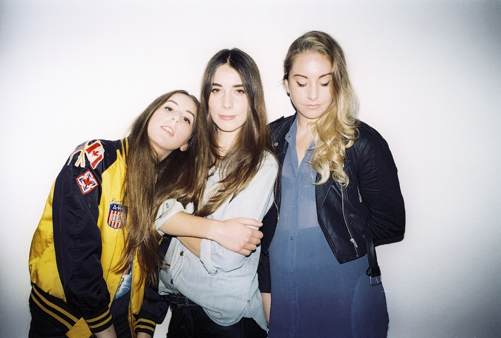 HAIM to support Kings Of Leon Milton Keynes show