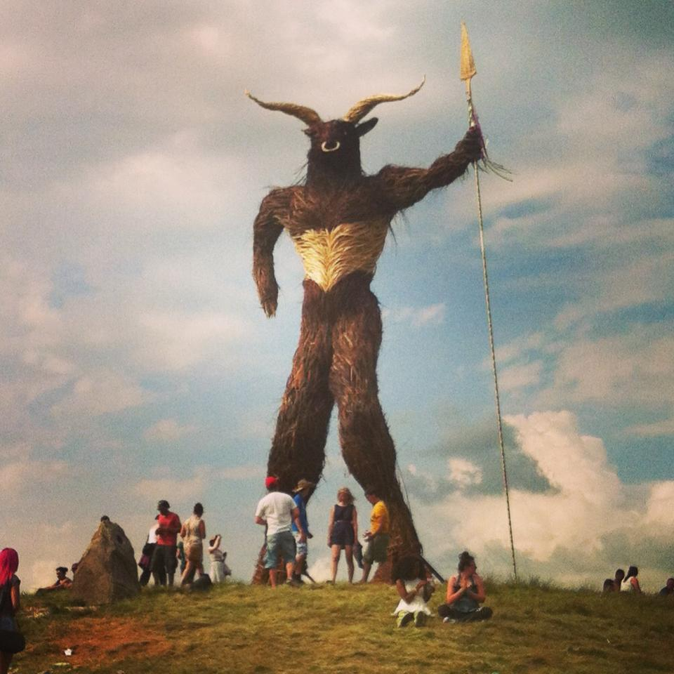 New Live Review; Wickerman Festival 2013