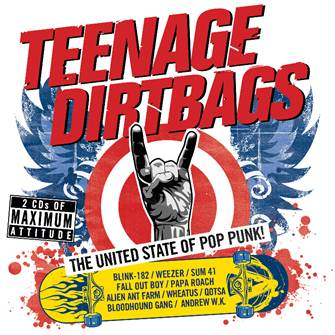 New Competition: Teenage Dirtbags CD giveaway