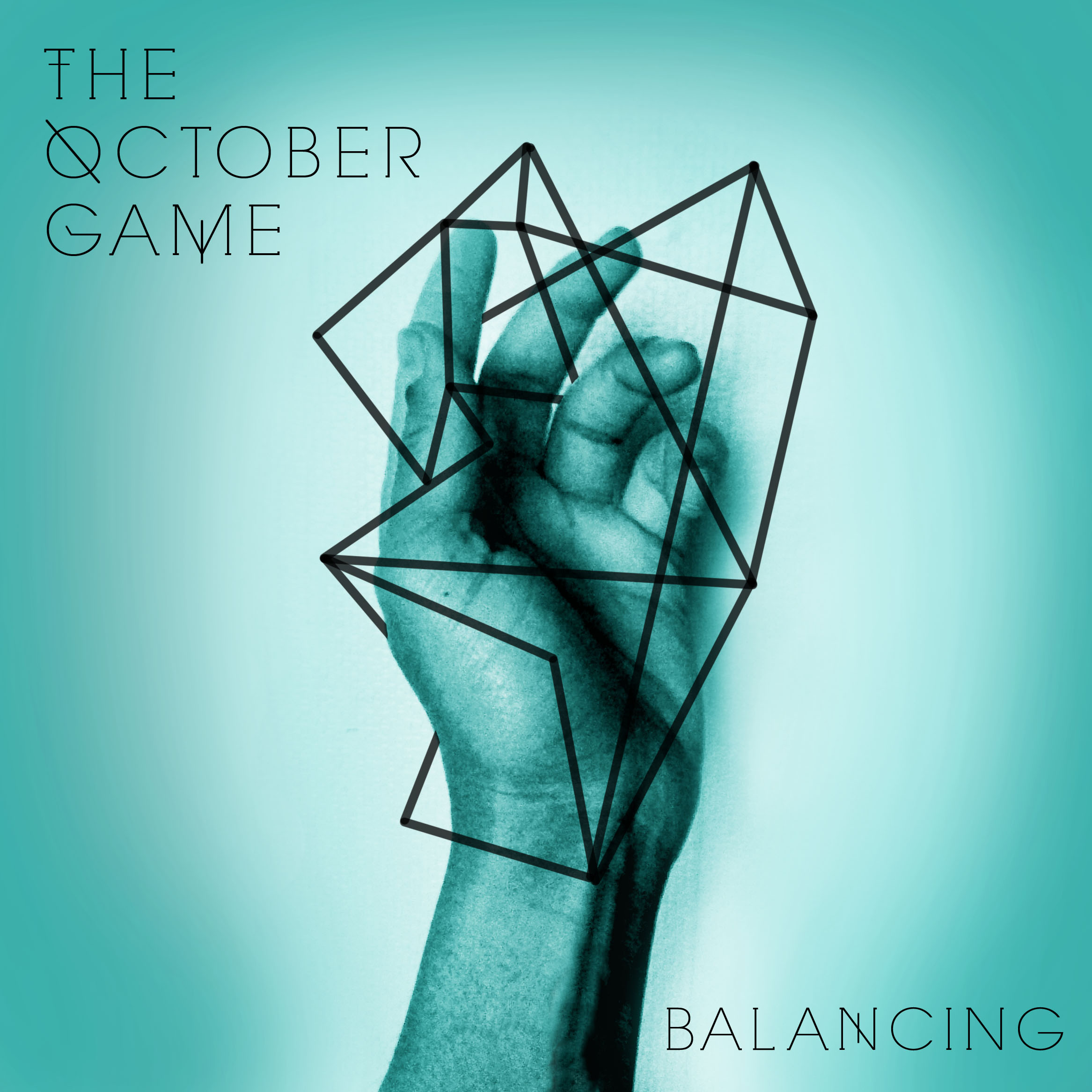 The October Game - Balancing - Cover Art