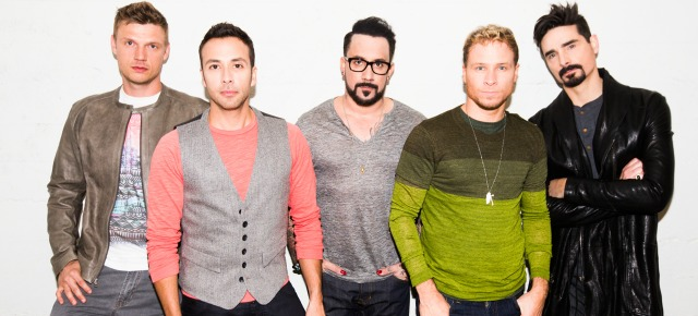 Backstreet Boys announce 2014 UK tour with support from All Saints