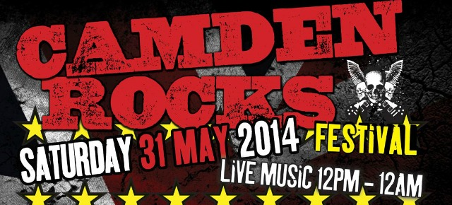 Camden Rocks confirms first 50 acts