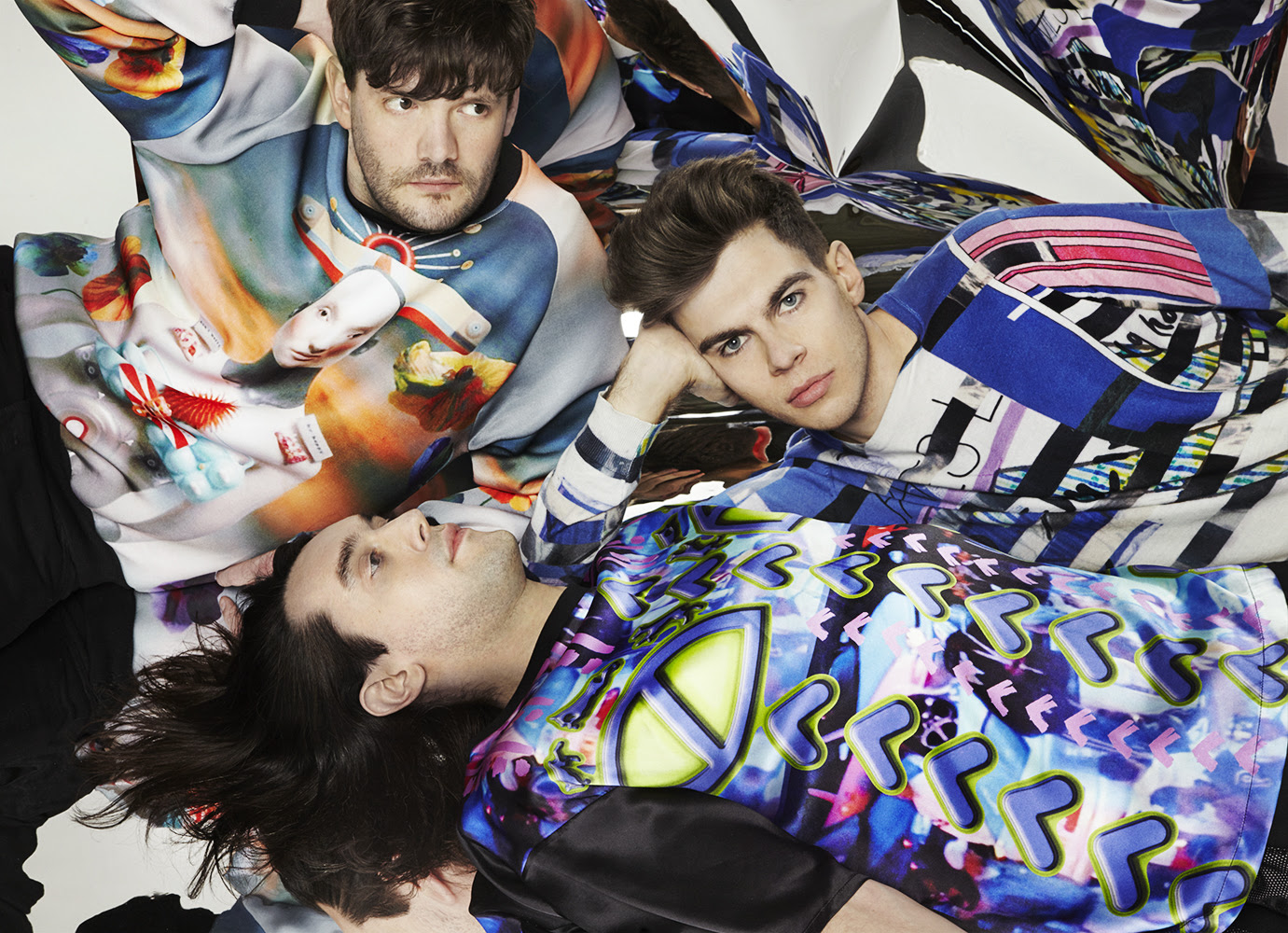 Klaxons announce new album 'Love Frequency'