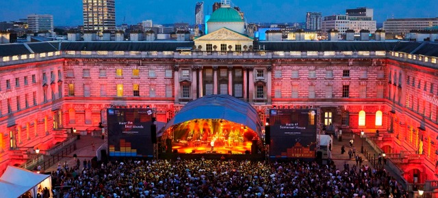 Summer Series at Somerset House announce 2014 line up