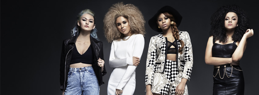 Neon Jungle release 'Louder' music video