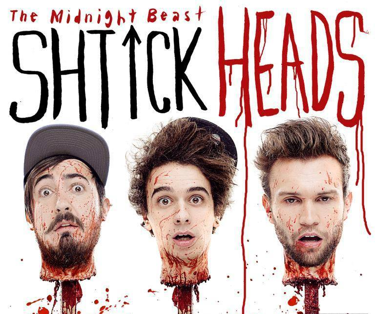 The Midnight Beast announce HMV album signings