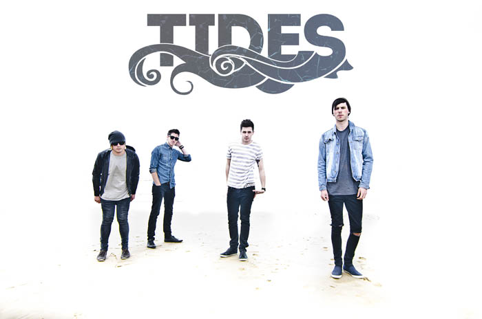 Tides release 'So Close' music video