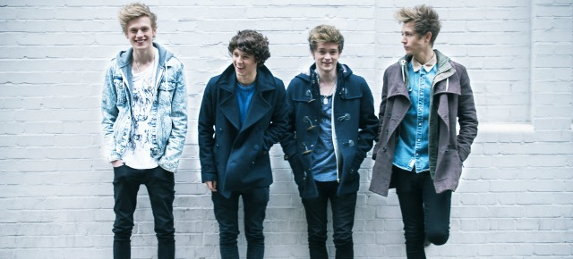 The Vamps release 'Somebody To You' music video