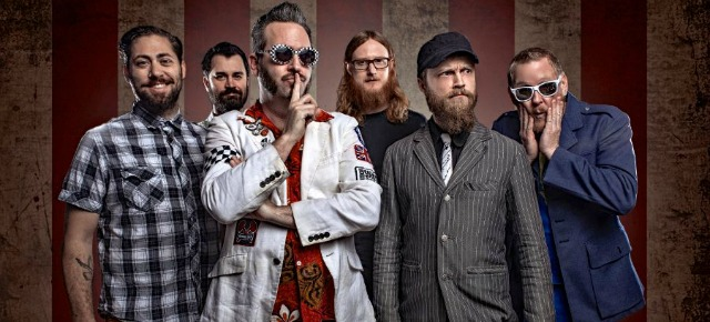 Y Not 2014 | Interview | Reel Big Fish
