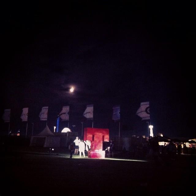 Bye bye Balado - we had a ball! #titp2014