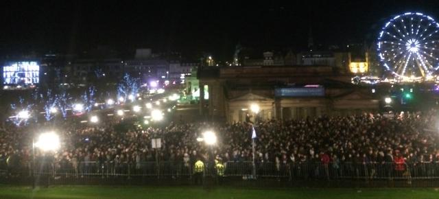 Edinburgh Hogmanay 2015 | Live Review
