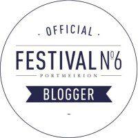 Festival No 6 Blogger