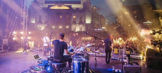 Review | Slam Dunk Festival 2015 | Main Stage