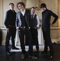 CROWD PLEASER: Toploader, fronted by Joseph Washbourn (left) will play Rochdale Feel Good Festival on Saturday 5 September.