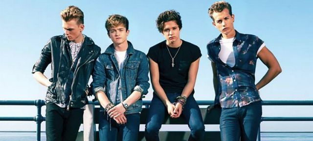 Live Review | The Vamps | Edinburgh Castle