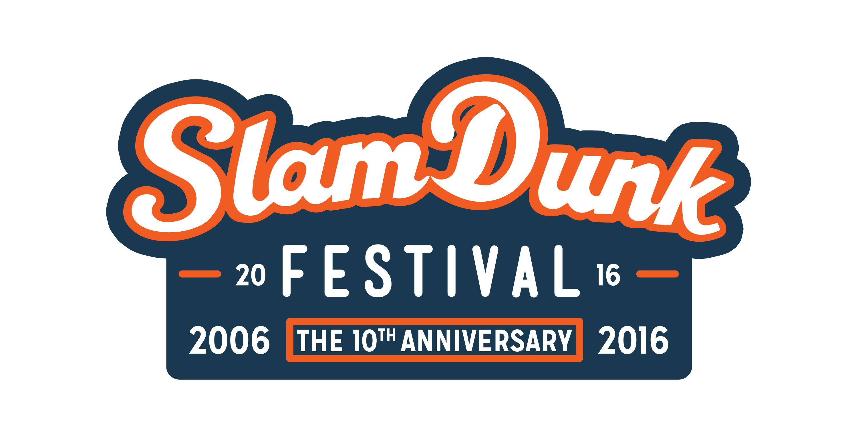SlamDunk Festival Lineup - First Wave