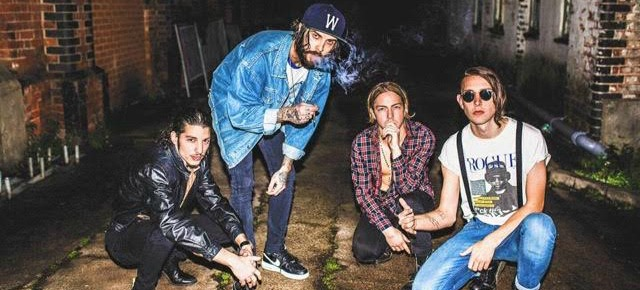 Review | The Hunna | Glasgow Garage