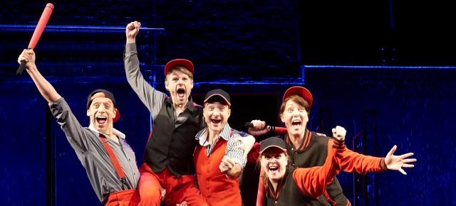 Review | Showstopper! The Improvised Musical | Edinburgh Fringe 2016