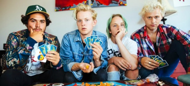 Live Review | SWMRS | Electric Circus