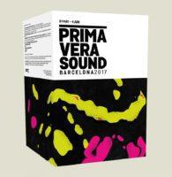Primavera Pack Primavera Sound 2017