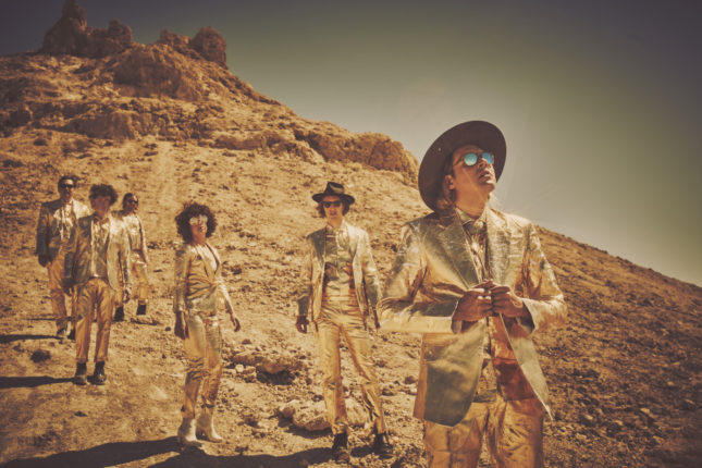 Arcade Fire - Love Music; Love Life